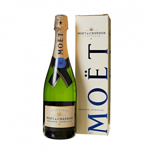 RESERVE IMPERIALE 75cl AST  - MOET &...